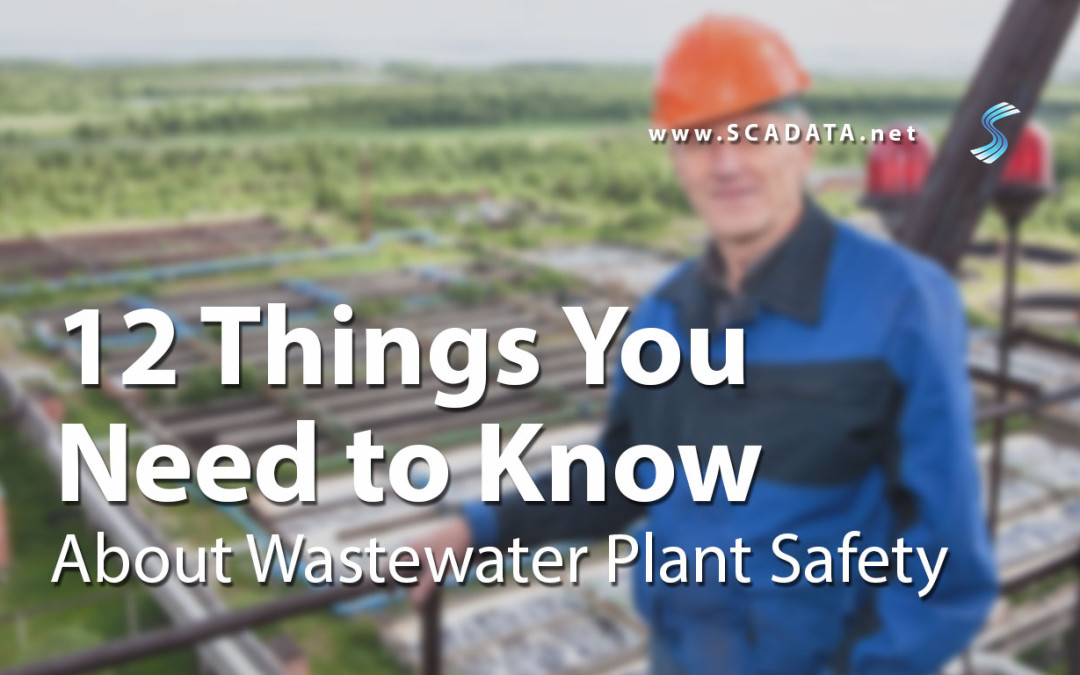 12 Things You Should Know about Wastewater Plant Safety Wastewater management safety tips