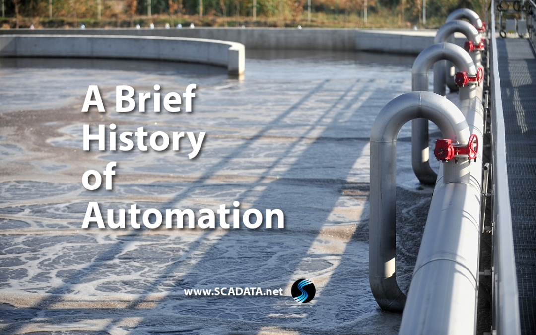 A Brief History of Automation