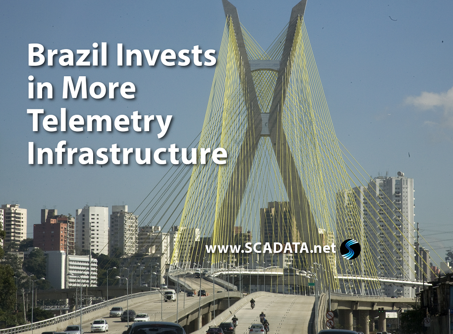 Brazil Invests in More Telemetry Infrastructure to Monitor Its Waterways