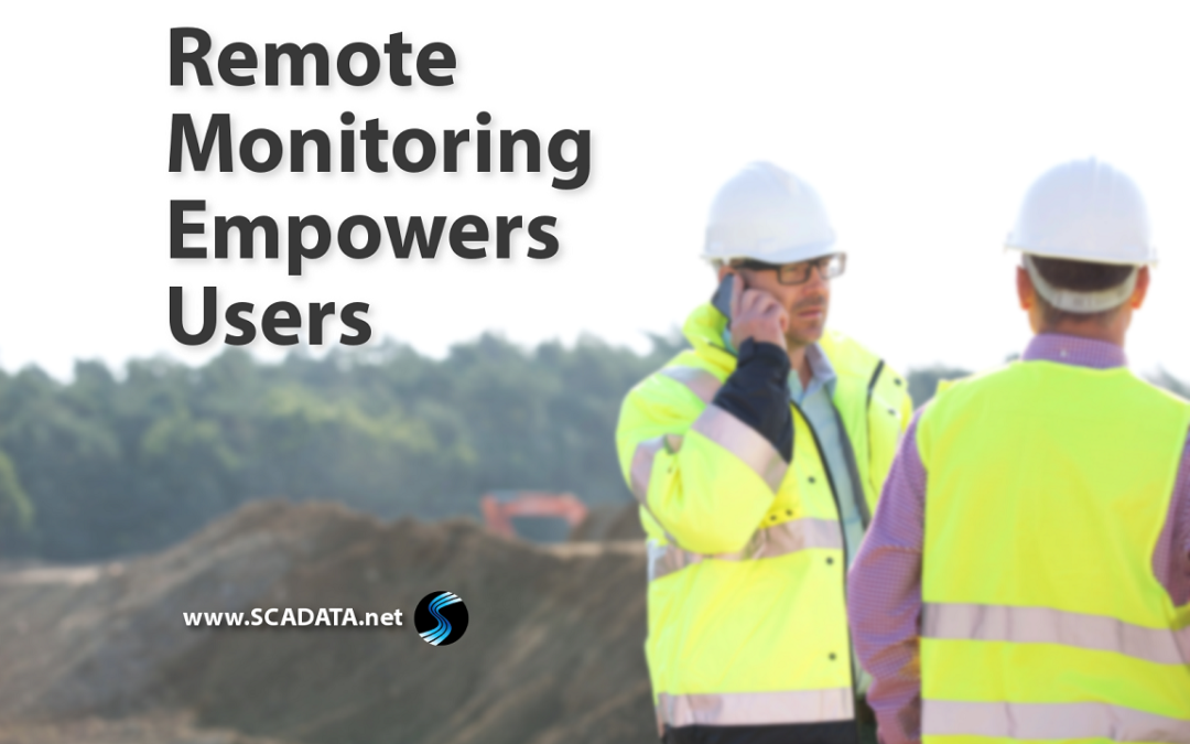 Remote Monitoring Empowers Users