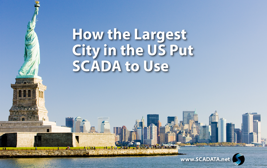 How the Largest City in the US Put SCADA to Use