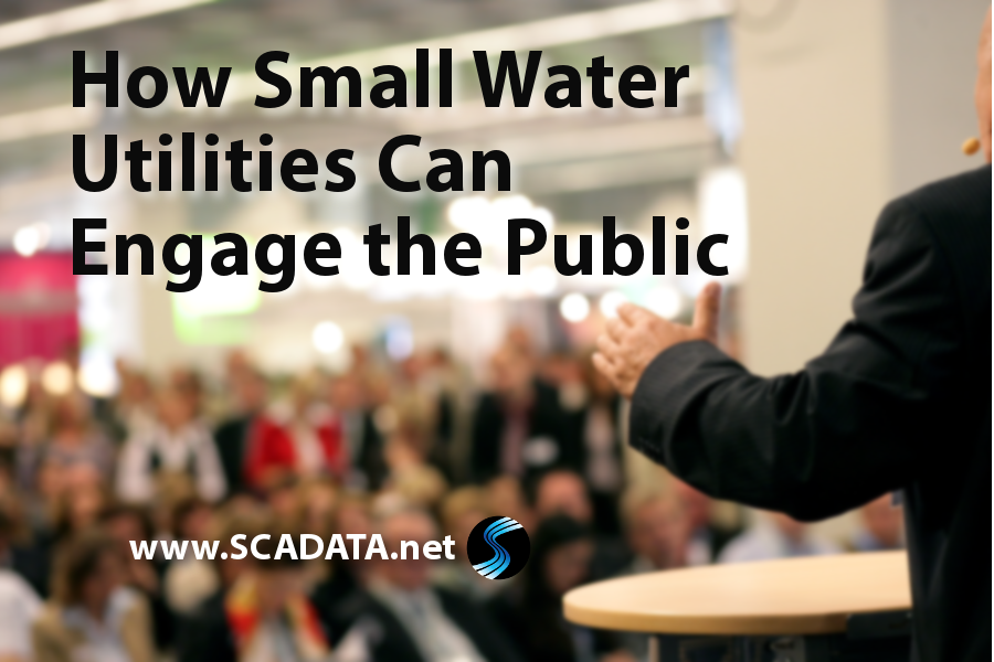 How Small Water Utilities Can Engage the Public