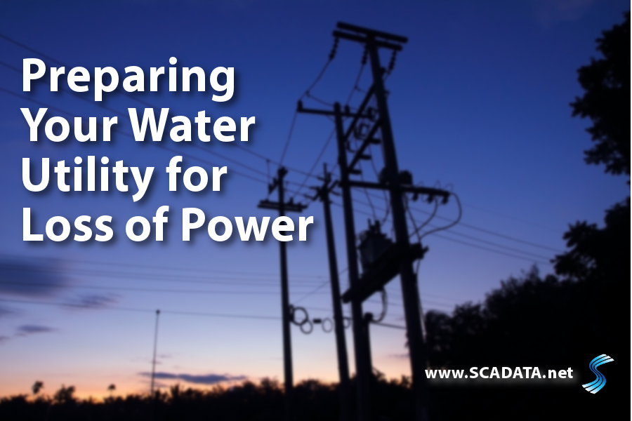 Preparing Your Water Utility for Loss of Power