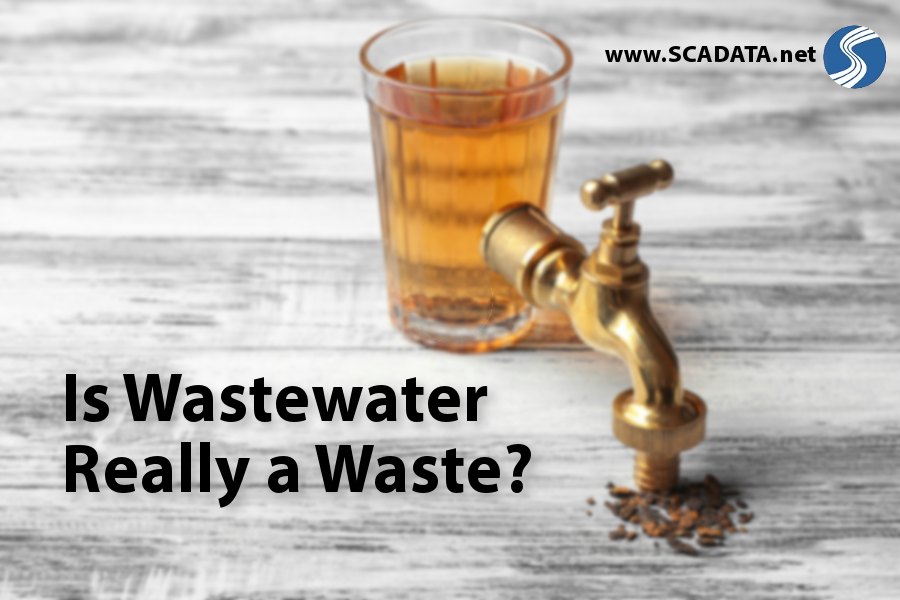 Is Wastewater Really a Waste?